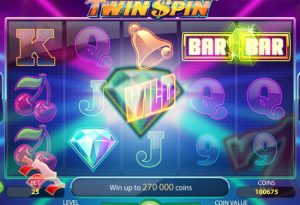 Twin Spin Bitcoin Casino