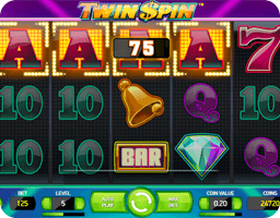 Twin Spin Slots Screenshot