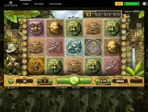 CasinoLuck Screenshot #1